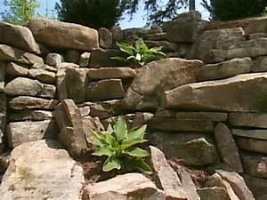 Construire Un Mur En Pierre : comment construire un mur de sout nement en pierre ~ Melissatoandfro.com Idées de Décoration