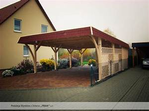 Carport Aus Holz : carport aus holz projekte12 003 carports aus polen ~ Orissabook.com Haus und Dekorationen