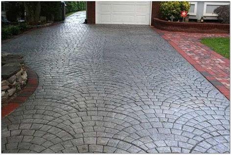 concrete kitchen flooring starburst concrete driveway design offers a beautiful 2428