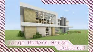 large modern house tutorial 1 minecraft xbox playsta doovi