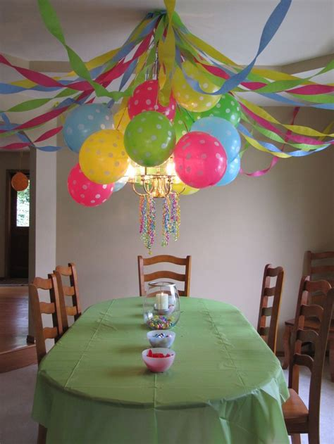 The 25+ Best Balloon Ceiling Decorations Ideas On