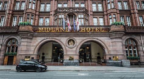 manchesters iconic midland hotel  join leonardo group