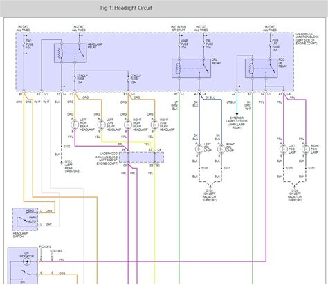 find a headlight wiring diagram 31 wiring diagram images