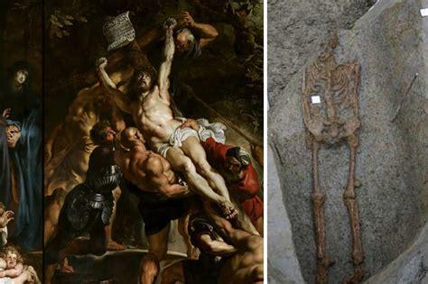 christian news how did jesus die rare evidence of