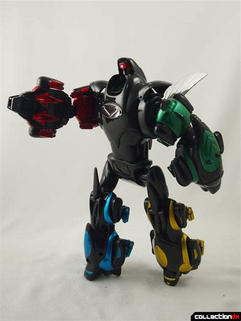 voltron stealth mode toy collectiondx toys wiki dimension third fires fist each trendmasters