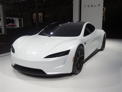 View What Make Is Tesla Car Pictures