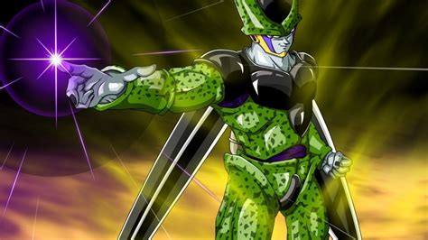 Dragon Ball Z Cell Wallpapers Group (70