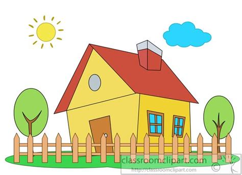 free clipart house free home clip pictures clipartix
