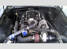 Build A Turbocharged 600HP LS Motor For Under $2500!