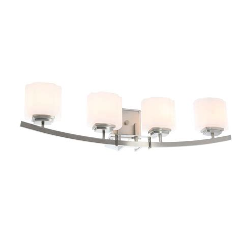 Bathroom Vanity Lights Home Depot by Vanity Lighting Bathroom Lighting The Home Depot