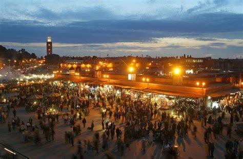 Plan Marrakech Et Carte Marrakech  Les Quartiers