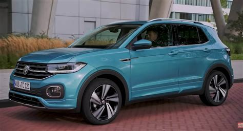 vw t cross preisliste vw t cross could be the best baby suv money can buy carscoops
