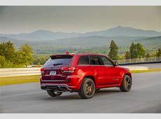 Jeep Grand Cherokee Trackhawk not your average SUV