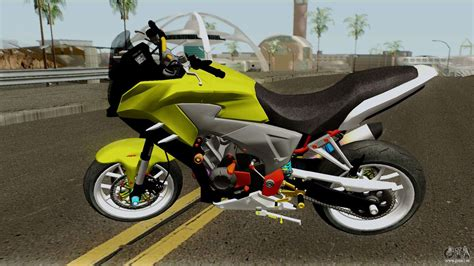 Modification Honda Cb500x by Honda Cb500x Modified Race Pour Gta San Andreas
