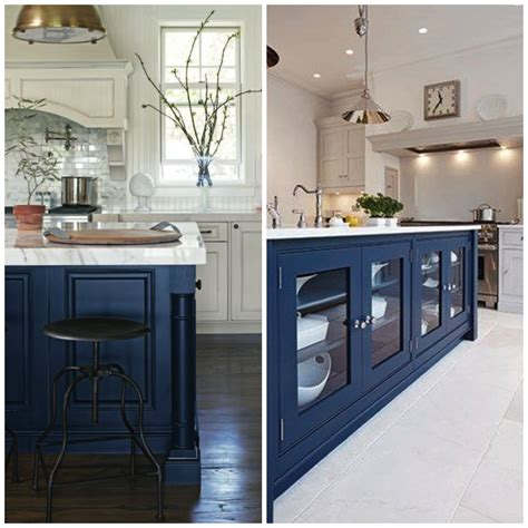 16+ Beauteous Kitchen Ideas Navy Blue