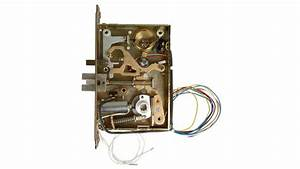 Electrified Mortise Locks