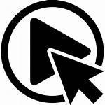 Button Play Arrow Icon Icons Vector Clipart
