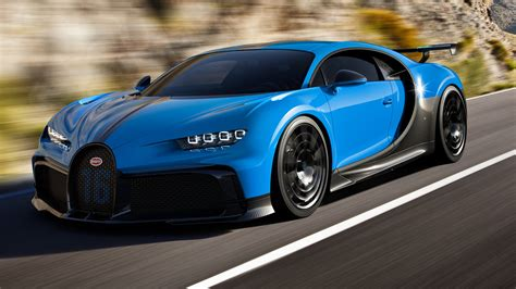 Bugatti claims that the chiron makes the dash from zero to 60 mph in a. News - Bugatti Chiron Pur Sport Is A 1,103kW Track Weapon, 60 Examples Only.