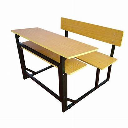 Bench Primary Students Desk Education Benches Desks
