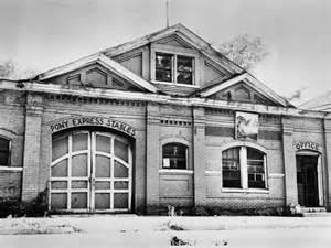 St. Joseph MO Pony Express Station