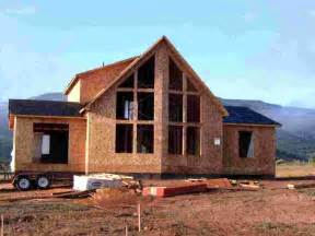 chalet home chalet lumber new home house kit 3 bedrooms 2 bath ranch prefabricated homes ebay