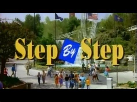 Step By Step  Extended Opening Credits Youtube