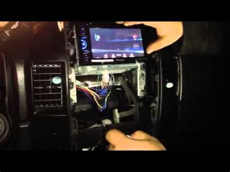 Nissan Titan Aftermarket Car Stereo Youtube