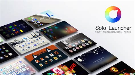 Solo Launcher-clean,smooth,diy