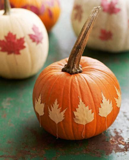 Easy Nocarve Pumpkin Decorating  Midwest Living