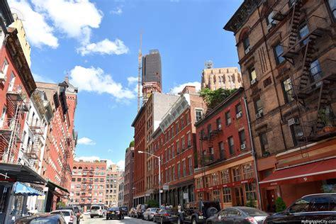 Visiter Tribeca à New York  A La Découverte De
