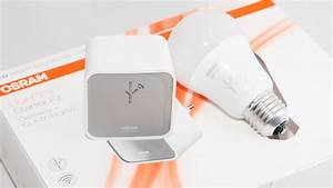 Osram Lightify Test : das osram lightify starter kit im test die g nstigere alternative zu philips hue techtest ~ Orissabook.com Haus und Dekorationen