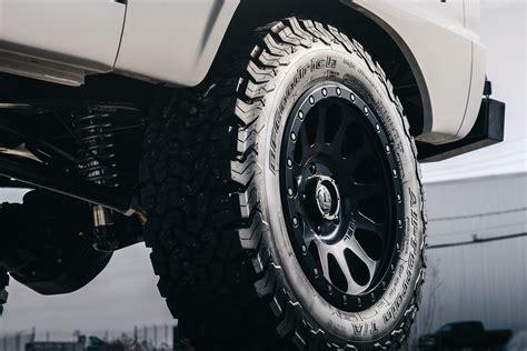 fuel  vector pc wheels matte black rims
