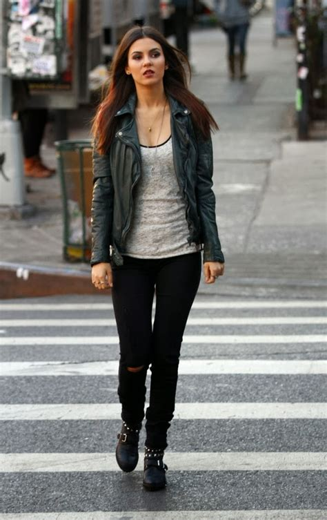 Victoria Justice Casual Outfits 2013 | www.imgkid.com - The Image Kid Has It!