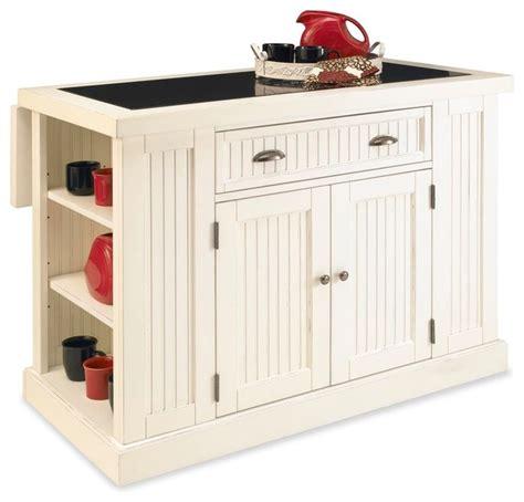 houzz kitchen islands shop houzz home styles furniture nantucket kitchen