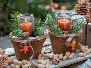 Die Schönsten Weihnachtsdekorationen : weihnachtsdekoration in kupfert nen mein sch ner garten ~ Markanthonyermac.com Haus und Dekorationen