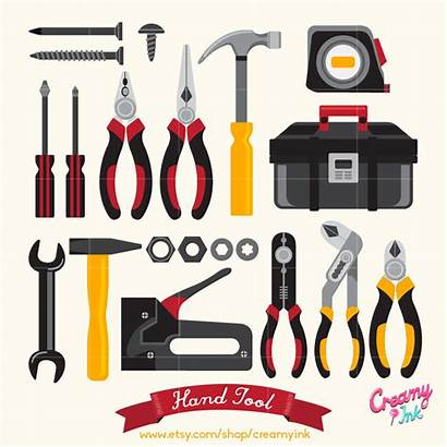 Tool Clip Tools Clipart Hammer Father Gift