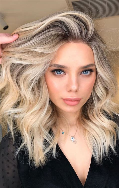 34 Best Blonde Hair Color Ideas For You To Try Blonde