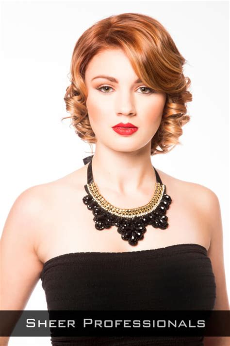 Curly Retro Hairstyles by 20 Curly Bob Hairstyles That Simply Rock Best Curly Bobs