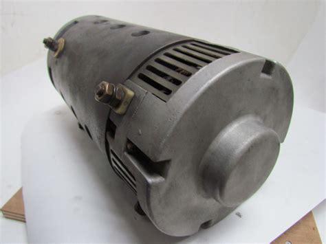 Electric Motor Drive by Prestolite Mty4001ru 36 V Dc Electric Drive Raymond