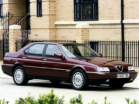Alfa Romeo 164 Specs & Photos  1988, 1989, 1990, 1991