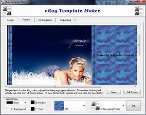 free ebay auction template generator rachael edwards With free ebay templates builder