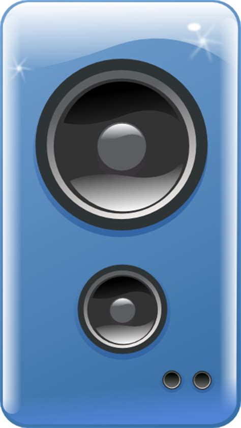Speaker Clip At Clker Vector Clip Computer Loudspeaker Clip At Clker Vector Clip