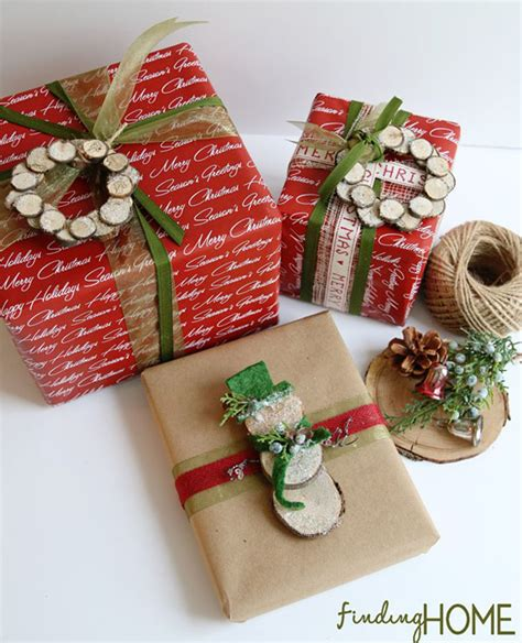 how to wrap a christmas present creative christmas gift wrapping ideas all about christmas