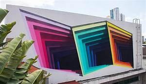 Hidden portals of color exposed by murals art people gallery for 1010 color portals