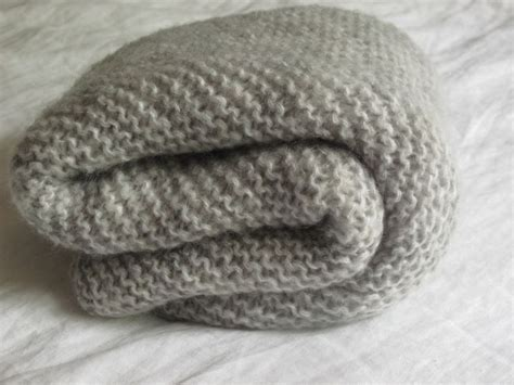 tricoter un plaid en