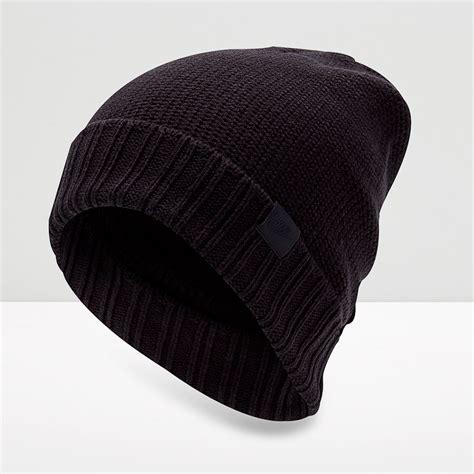 mens clothing nike sportswear beanie honeycomb black