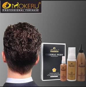 Professional Salon Natural Hair Perm Solution Hot Perm