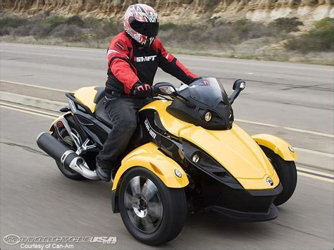 Can Am Spyder, Trike