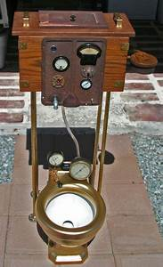 Steampunk Urinal Coolest Loo Ever
