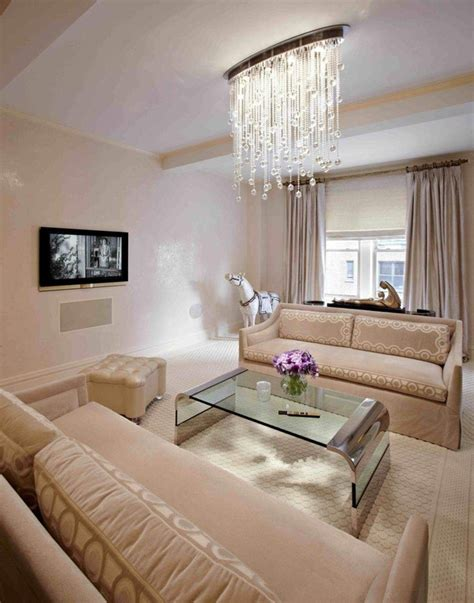 ideas for chandeliers 20 pretty cool lighting ideas for contemporary living room
